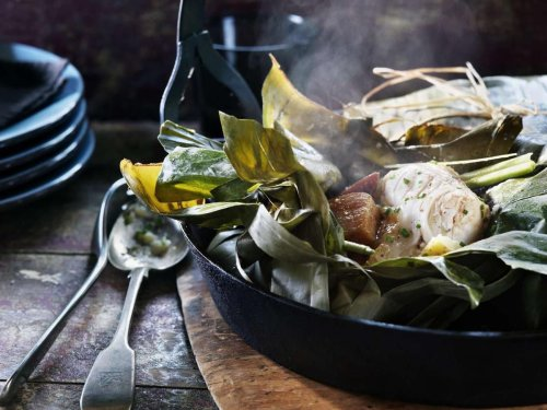 Mark McEwan: This delicious baked halibut dish is well worth the time investment