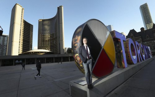 The man who won't be mayor: Why one of Toronto's youngest and most effective political leaders is calling it quits