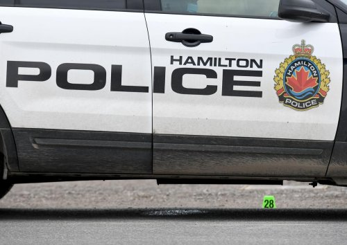 10,000 litres of fuel leaking from gas tanker after collision in Hamilton, police say