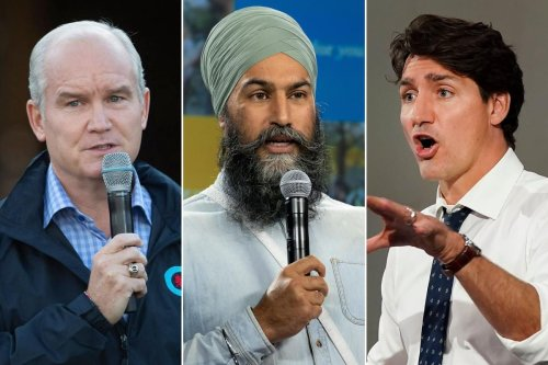 Opinion   Justin Trudeau, Erin O'Toole and Jagmeet Singh seem to have forgotten hard-earned lessons from the pandemic while campaigning