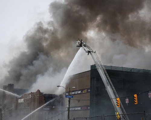Toronto District School Board sues city, province, police over destroyed high school