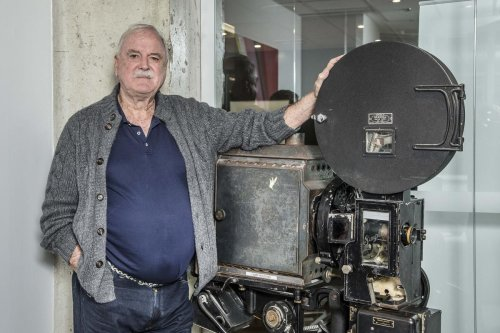 Do you own property in Huntsville? John Cleese needs your help