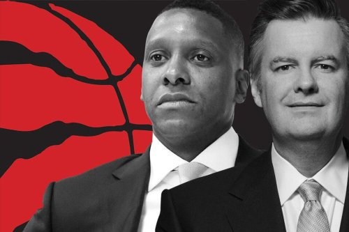 Edward Rogers fought plans to keep Raptors' Masai Ujiri, but was thwarted by MLSE head, sources say