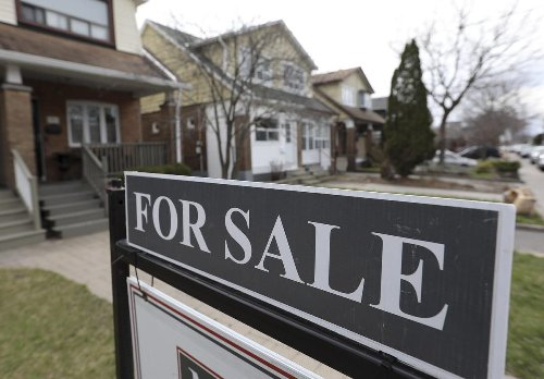 Toronto region's raging housing market shows first signs of cooling — sales drop 13% in April