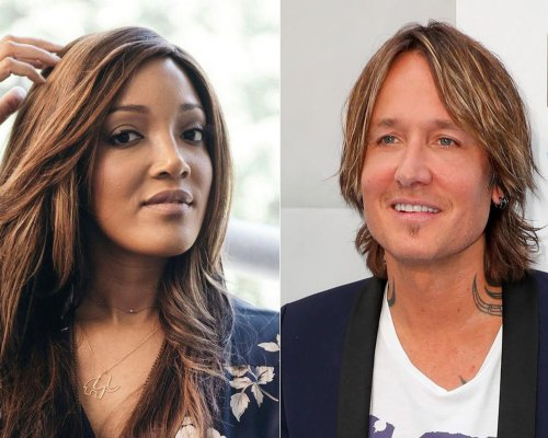 Keith Urban, Mickey Guyton have chemistry as ACM hosts