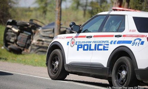 Driver injured in single-car crash on Brock Road in Pickering