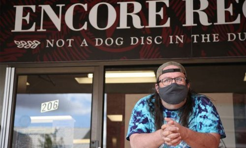 Cheers to 40 years! Encore Records in Kitchener celebrates four decades of music