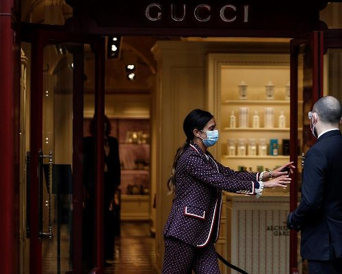 Gucci celebrates 100 years with Michele's 'Aria' collection