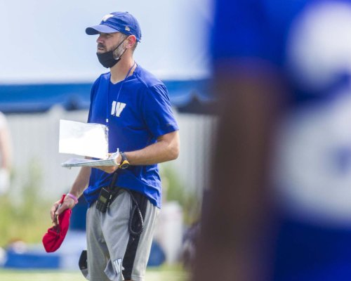 Pierce ready for first game calling plays for Bombers offence