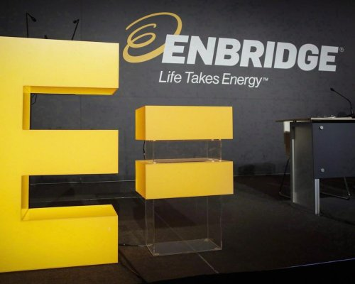 Line 3 and Line 5 pipelines in U.S. 'absolutely critical,' says Enbridge CEO