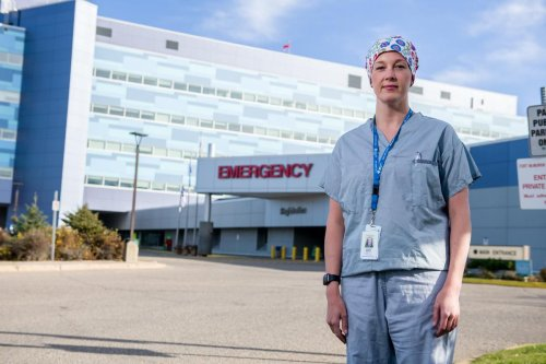 When Toronto needed nurses, they raised their hands. With Alberta in COVID crisis, these Newfoundlanders have done it again
