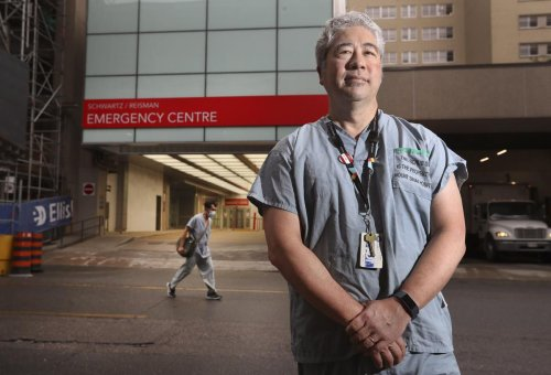 Hospital emergency departments are filled with lonely people. This Sinai Health doctor is on a mission to help them
