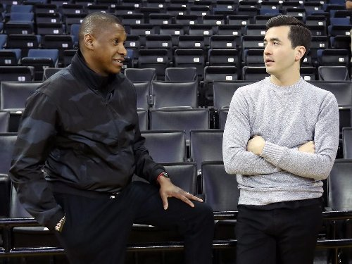 Opinion | Ujiri, Webster make their intentions well known to end the oddest of Raptors seasons