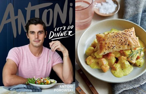 For Meatless Monday or any night you're craving veggies, this is the recipe for Antoni's 'perfect meal'