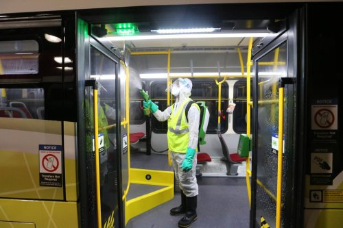 Opinion   If riders avoid the TTC, it won't be because the buses aren't squeaky clean. It will be because of crowding and not enforcing mask wearing