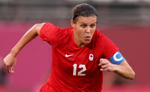 Canadian soccer women will be playing for the ones who came before them, including a few, like Christine Sinclair, who are still with them