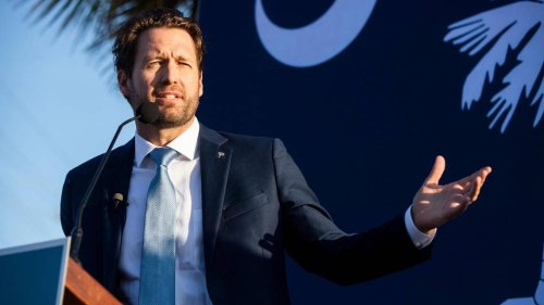 SC governor hopeful Joe Cunningham is coming to Bluffton. Here's how you can meet him