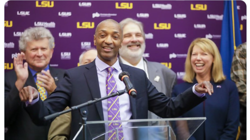 University of South Carolina provost leaving to become LSU's first Black president