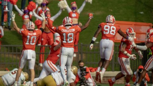 Who (or what) can stop Clemson from winning a seventh straight ACC title?