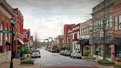 SC city named among best small towns to retire nationally. Here's why
