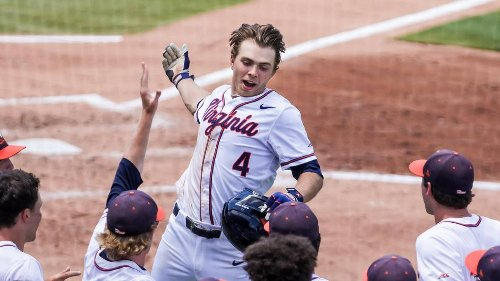 Hoos headed back to Omaha: Virginia powers past DBU and into College World Series