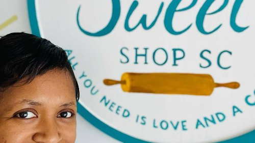 'All you need is love and cookies' is the motto at this new sweet shop in Rosewood
