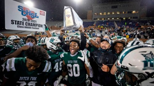SC High School League changes schedule for football championships. Here's why