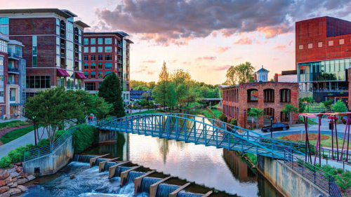 What's Greenville's secret weapon to economic success? Report says it's this group