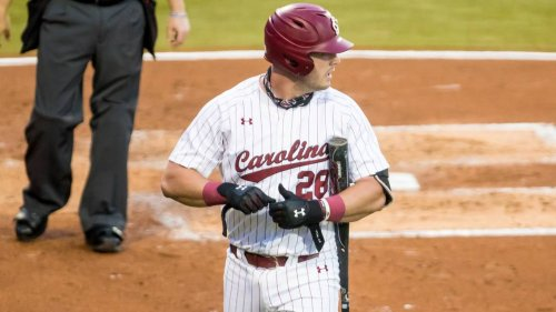 South Carolina's lineup scuffles in series-opening loss to LSU