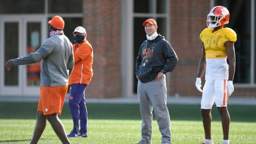Clemson football sticks with same recruiting values, strategies through pandemic