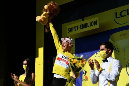 Pogacar eyes 2nd Tour de France title on Champs-Elysees - The Statesman