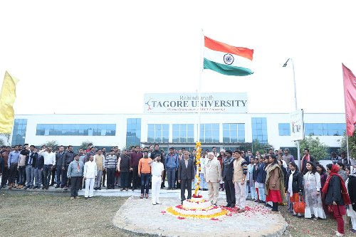 Rabindranath Tagore University to offer scholarships worth Rs 50 lakhs to students