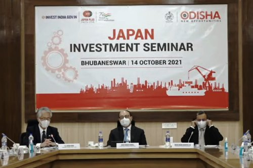 Japan explores steel, chemical industrial opportunities in Odisha