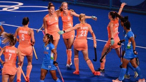 Netherlands Thrash India 5-1 In Women's Hockey : Tokyo Olympics - The Statesman