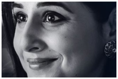 Vidya Balan: Don't believe in black and white world except for picture - The Statesman