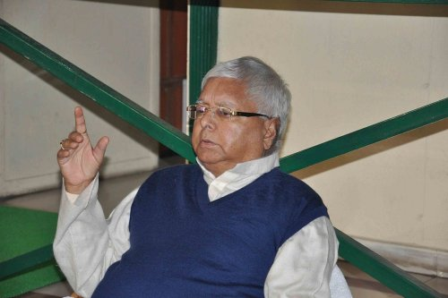 Former Bihar CM Lalu Yadav gets bail, may walk out of prison soon