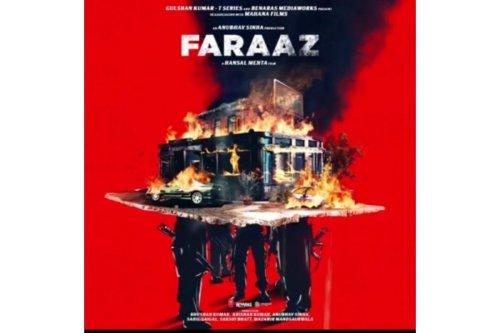Motion poster of Hansal Mehta's 'Faraaz' unveiled - The Statesman