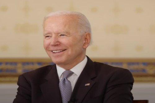 Biden & Ghani - The Statesman