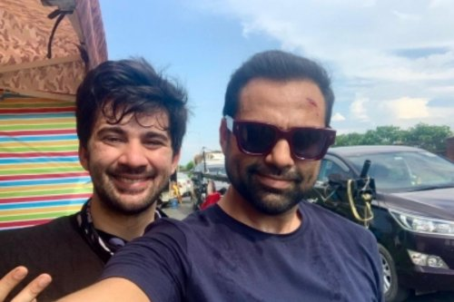 Karan Deol elated about working with uncle Abhay Deol in 'Velley' - The Statesman