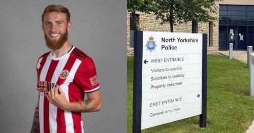 Premier League striker Oli McBurnie bailed after Knaresborough fracas