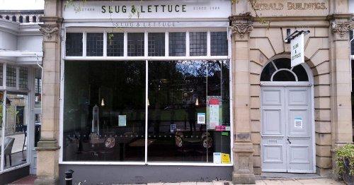 Slug and Lettuce closes Harrogate branch with redundancies
