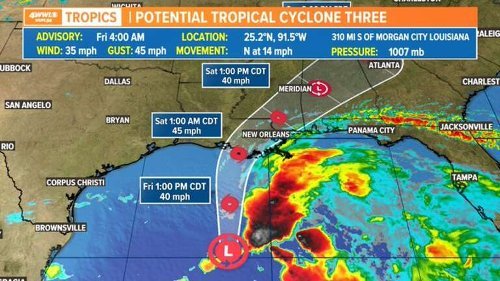 How to Watch The Weather Channel's Tropical Storm Coverage Live For Free on Apple TV, Roku, Fire TV, iOS, & Android