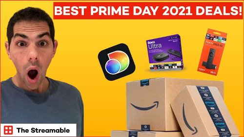 This Week on 'The Streaming Insider' (on YouTube): The BEST Prime Day 2021 Deals For Streamers