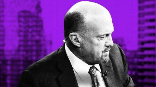 Jim Cramer's Message to Investors Amid Tuesday's Market Selloff