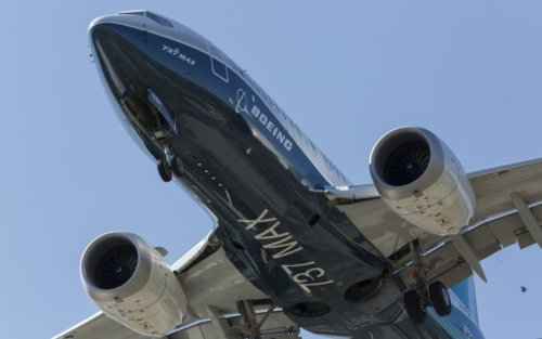 Boeing Reportedly Shrinks 737 MAX Jet Inventory to 10