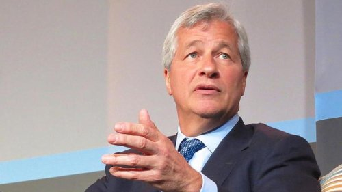 Dimon: If Inflation Rages, Fed May Have to Act Severely