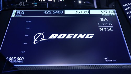 Stock Market Today With Jim Cramer: Time to Buy Boeing