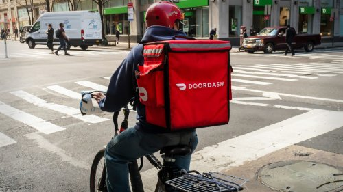 DoorDash Jumps as Strong Sales Prompt Analyst Upgrades
