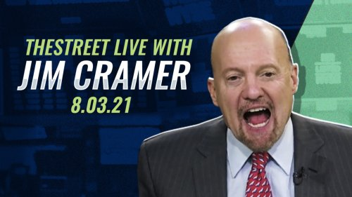 Live: Jim Cramer on Under Armour, BP, DuPont, Eli Lilly, Clorox