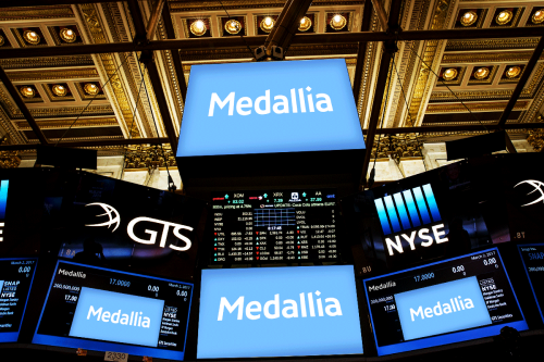 Medallia Soars on Report It's Exploring a Sale